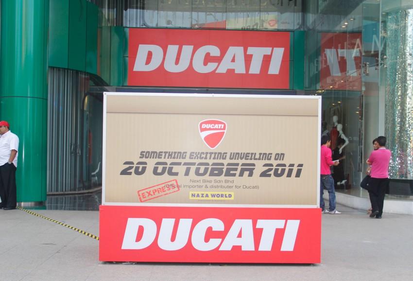 Ducati Monster 795: Sneak peak available at Lot 10, KL Image #72396