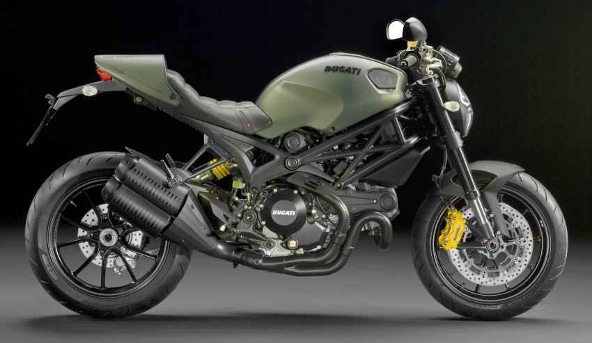 Ducati Monster Diesel: not an oil burner, but fashion tie-in Image #94242