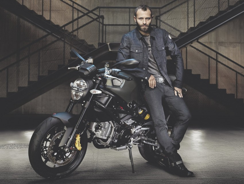 Ducati Monster Diesel: not an oil burner, but fashion tie-in Image #94243