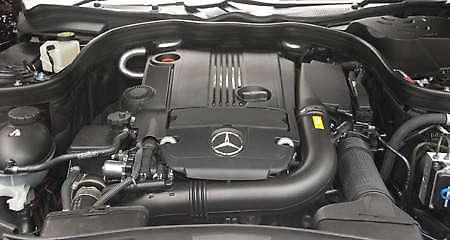 Mercedes-Benz E-Class W212 Test Drive Review
