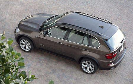 BMW X5 LCI