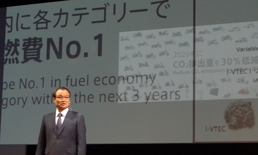 Honda Earth Dreams Technology – aiming for best in class fuel consumption in every segment Image #84203