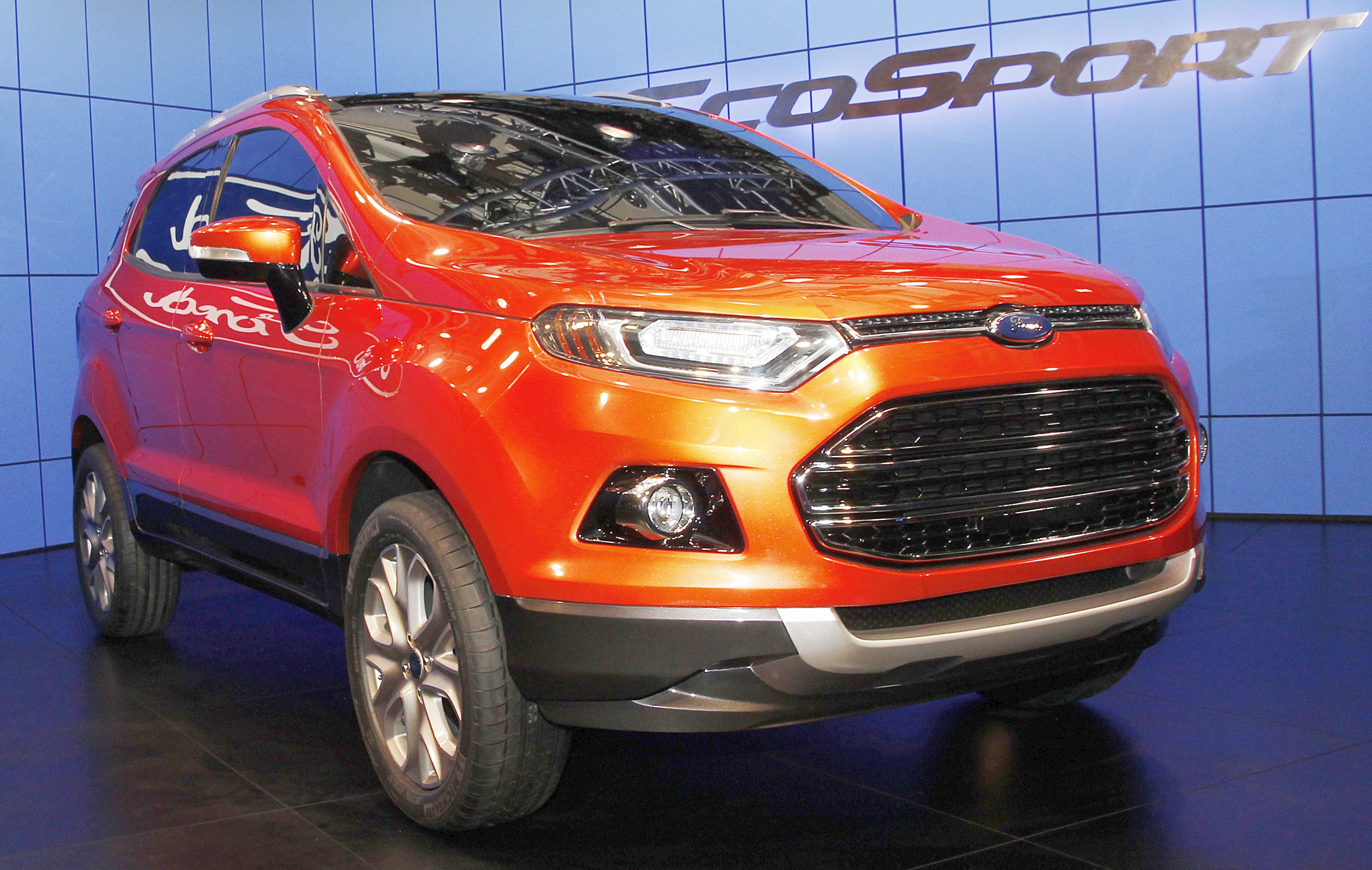 ford ecosport set to be second model built at ford 39 s new thai plant fiesta goes the 1 5 ti vct. Black Bedroom Furniture Sets. Home Design Ideas