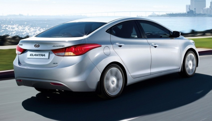 Hyundai Elantra to be launched by February next year – fifth-generation MD set to be locally-assembled Image #80086