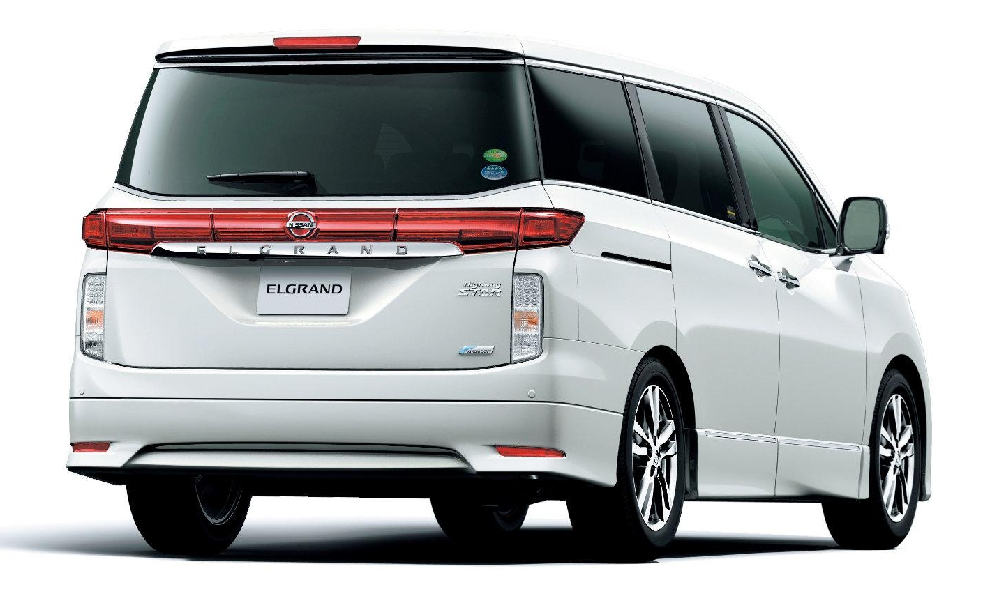 Nissan Elgrand 3.5 V6 – ETCM officially launches the E52 ...
