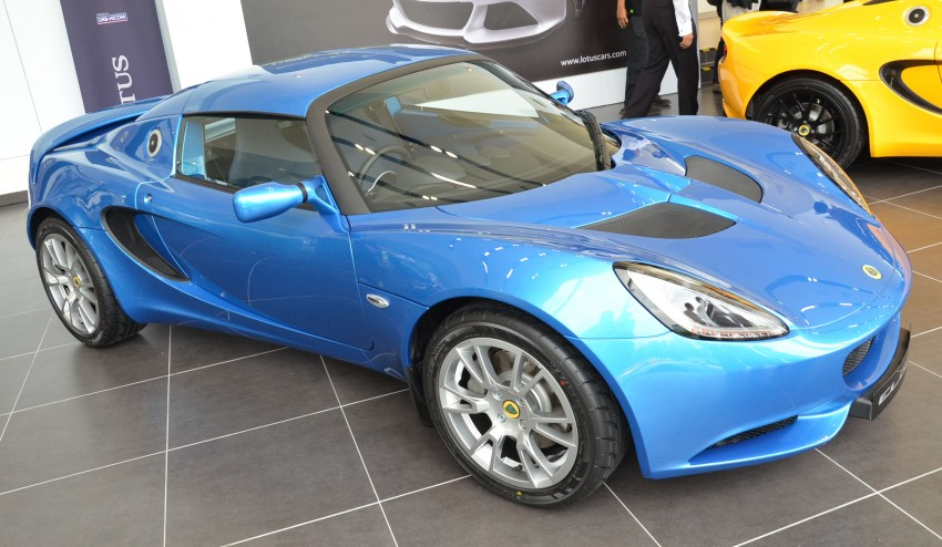 Lotus flagship showroom opens in Petaling Jaya – Exige S and Elise S launched in Malaysia Image #148667