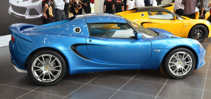 Lotus flagship showroom opens in Petaling Jaya – Exige S and Elise S launched in Malaysia Image #148670