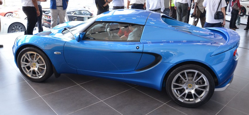 Lotus flagship showroom opens in Petaling Jaya – Exige S and Elise S launched in Malaysia Image #148673