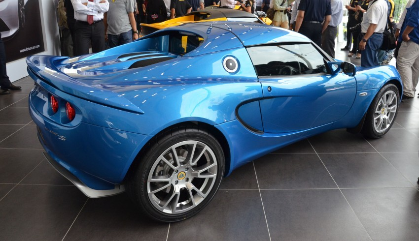 Lotus flagship showroom opens in Petaling Jaya – Exige S and Elise S launched in Malaysia Image #148678