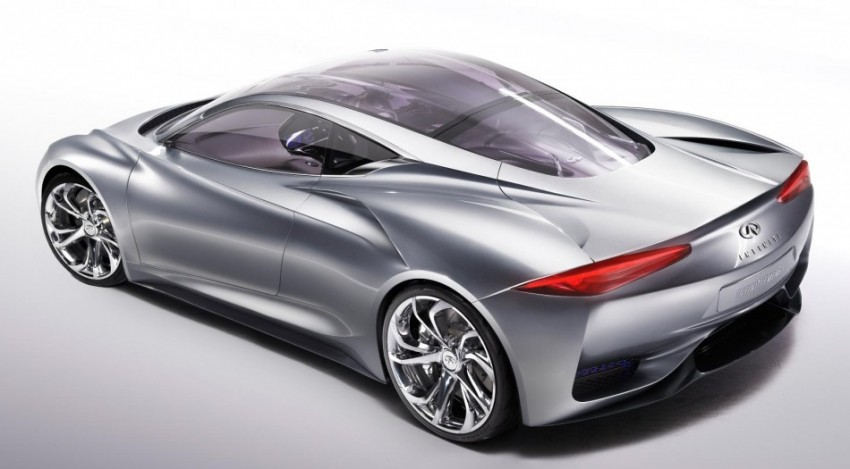 Infiniti bringing EMERG-E prototype to Goodwood Image #112754