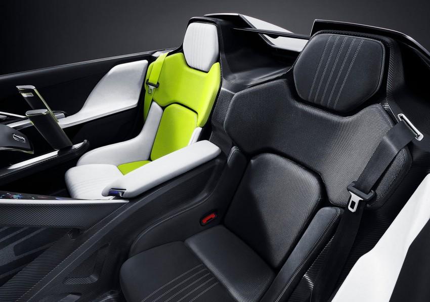 Tokyo 2011: Honda EV-STER previews electric powered, rear-wheel drive, two-seater convertible Image #78276