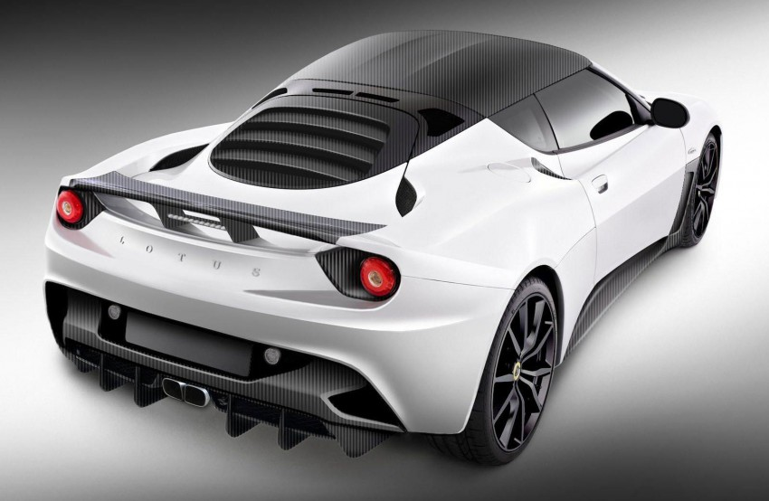 Lotus appoints Mansory as Official Customisation Studio Image #96595