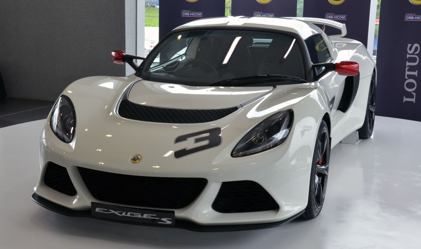 Lotus flagship showroom opens in Petaling Jaya – Exige S and Elise S launched in Malaysia Image #148653