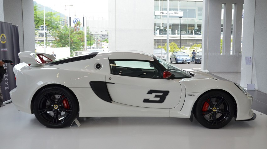 Lotus flagship showroom opens in Petaling Jaya – Exige S and Elise S launched in Malaysia Image #148666