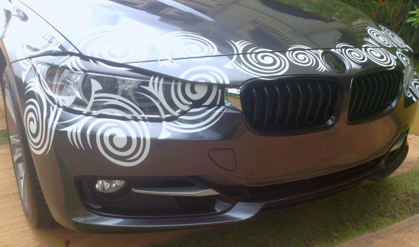 F30 BMW 3 Series seen again, as the launch is nigh Image #92950