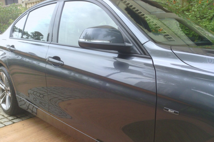 F30 BMW 3 Series seen again, as the launch is nigh Image #92943