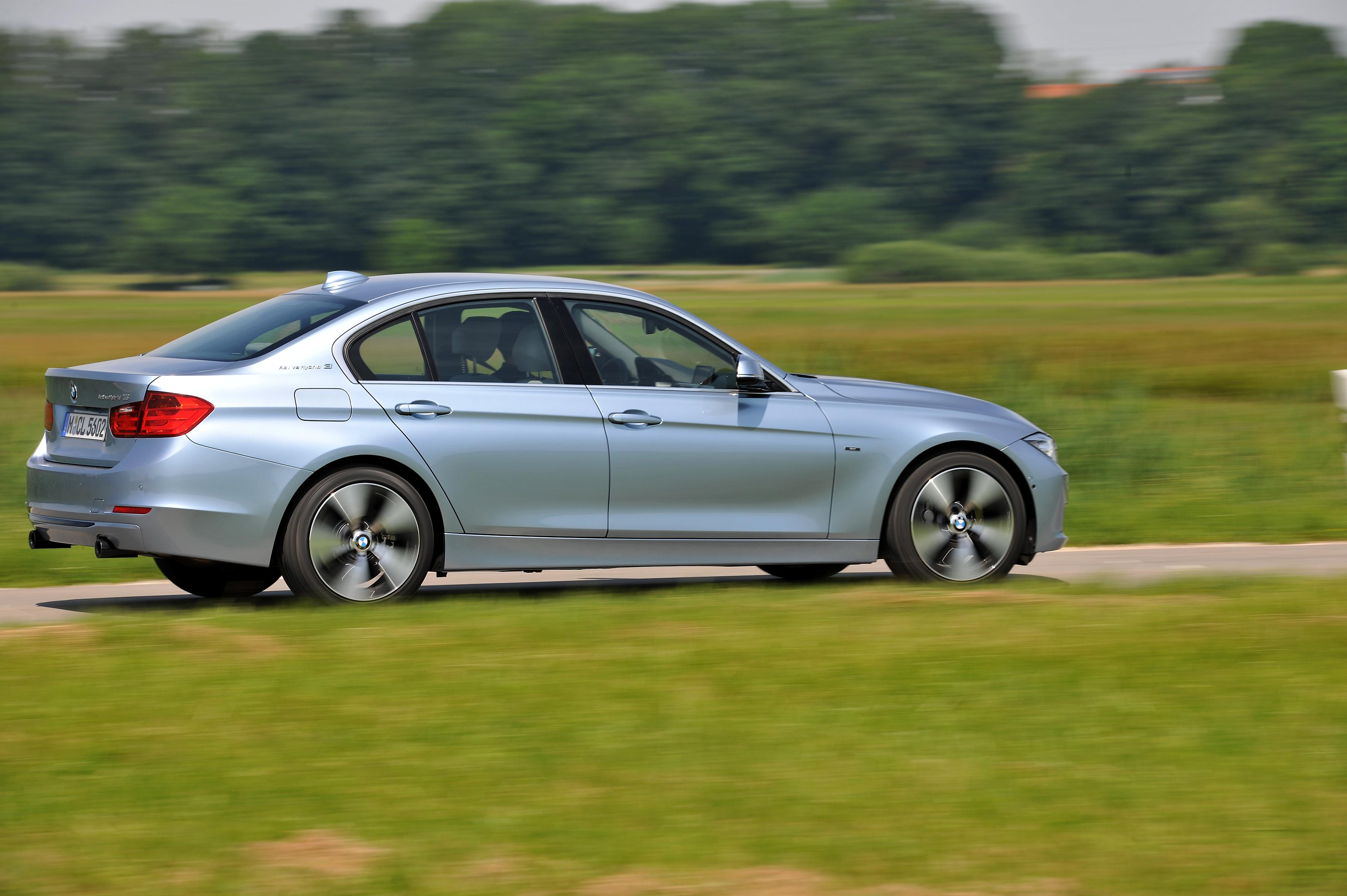 GALLERY: BMW ActiveHybrid 3 on-location shots Paul Tan ...