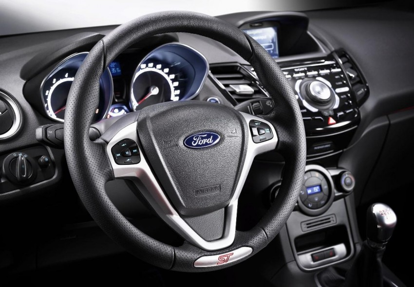 Ford Fiesta ST – 180 PS production version makes debut Image #91413