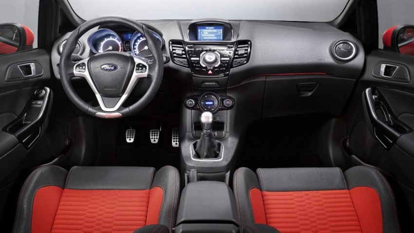 Ford Fiesta ST – 180 PS production version makes debut Image #91414