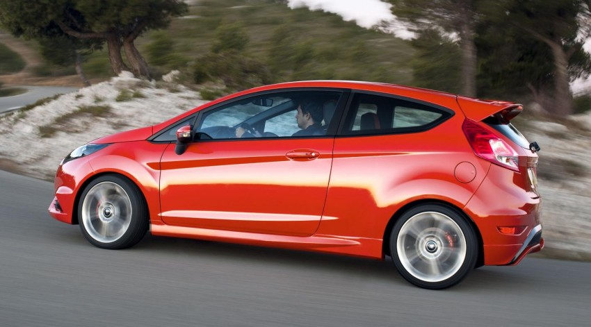 Ford Fiesta ST – 180 PS production version makes debut Image #91408