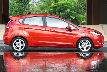 Ford Fiesta officially launched in Malaysia – and it's cheaper than expected! Image #44879