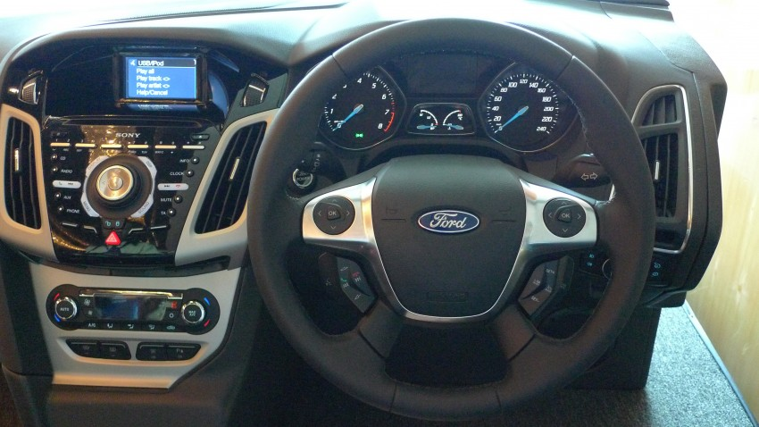 Ford Focus – third-gen makes ASEAN debut Image #95917