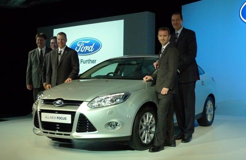 Ford Focus – third-gen makes ASEAN debut Image #95919