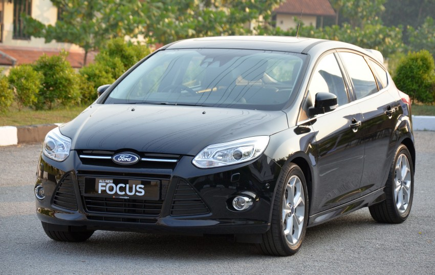 All-New Ford Focus Challenge – sedan up for grabs! Image #135529
