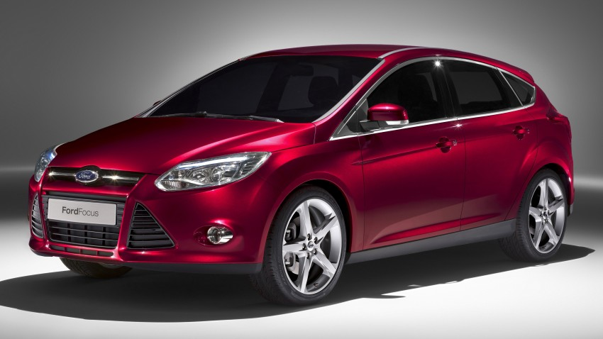 Ford Focus – ASEAN production begins in Thailand Image #116254
