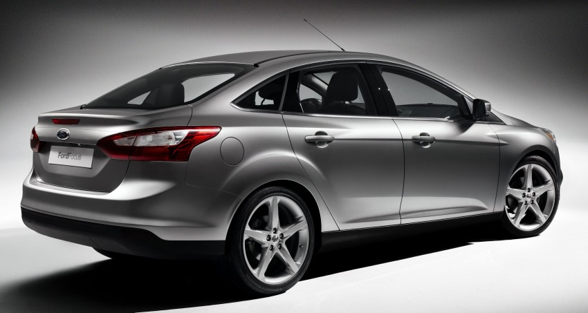 Ford Focus – ASEAN production begins in Thailand Image #116255