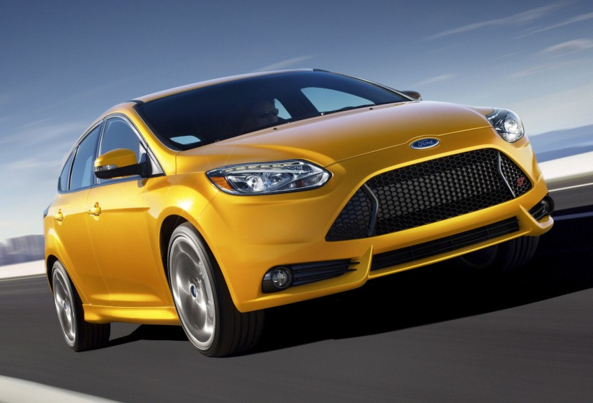 Ford Focus ST – the GTI challenger arrives, RM209k Image #130343