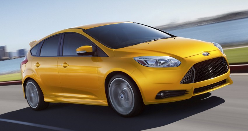 Ford Focus ST – the GTI challenger arrives, RM209k Image #130344