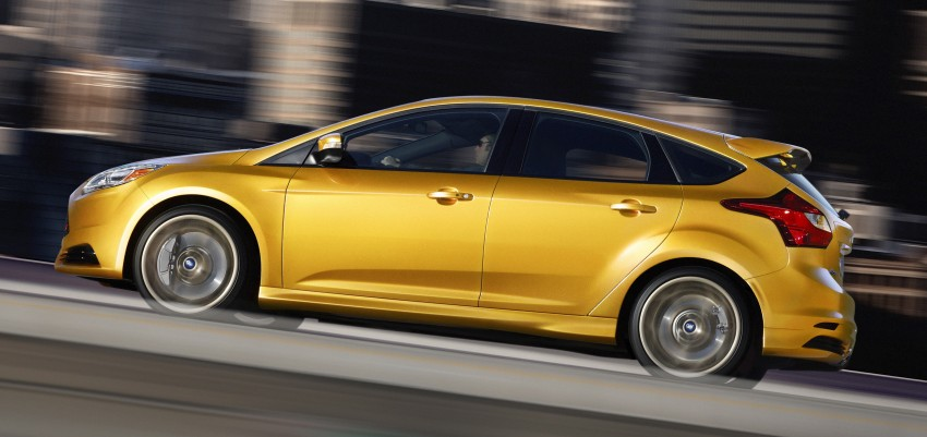 Ford Focus ST – the GTI challenger arrives, RM209k Image #130347