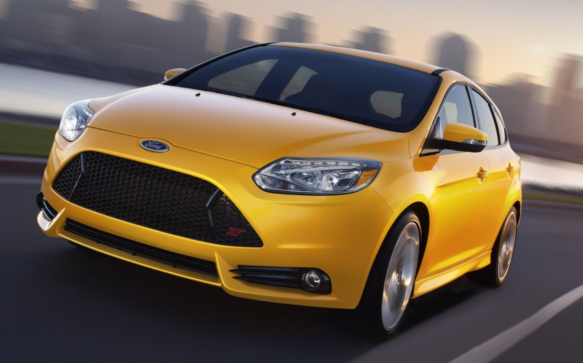 Ford Focus ST – the GTI challenger arrives, RM209k Image #130342