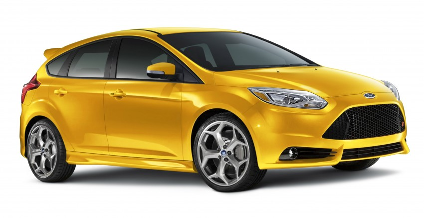 Ford Focus ST – the GTI challenger arrives, RM209k Image #130337