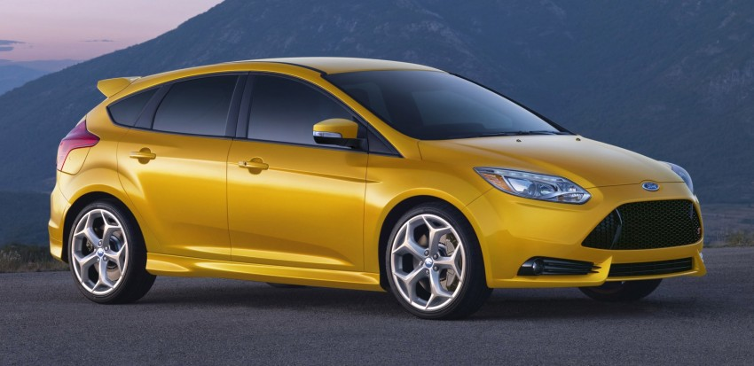 Ford Focus ST – the GTI challenger arrives, RM209k Image #130335