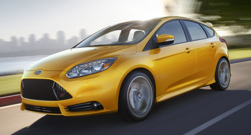 Ford Focus ST – the GTI challenger arrives, RM209k Image #130350