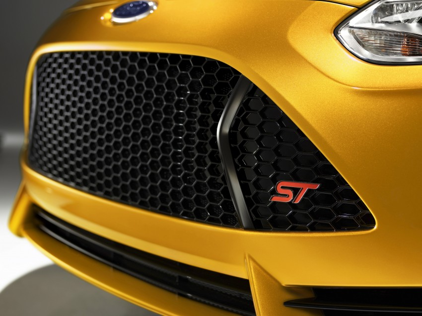 Ford Focus ST – the GTI challenger arrives, RM209k Image #130338