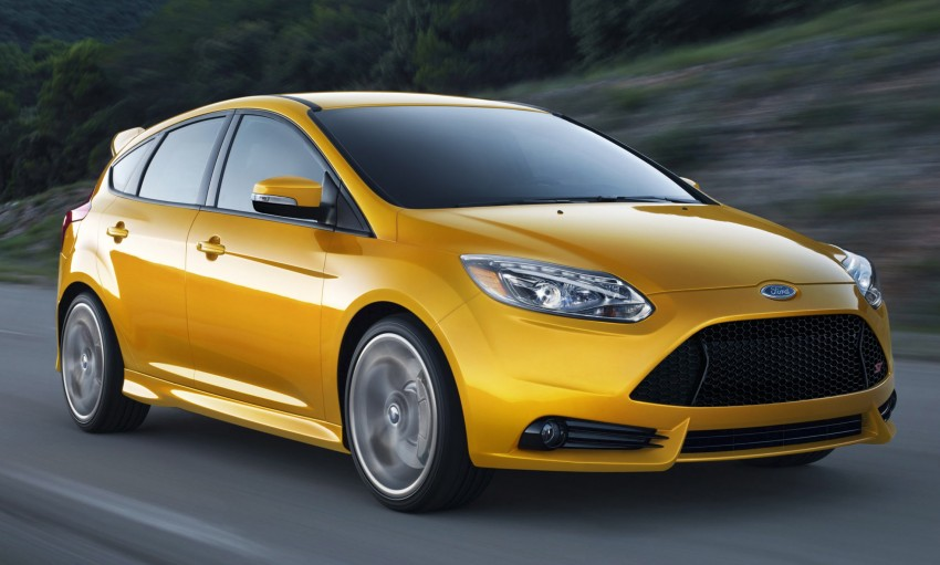 Ford Focus ST – the GTI challenger arrives, RM209k Image #130336