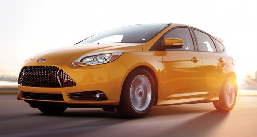 Ford Focus ST – the GTI challenger arrives, RM209k Image #130351