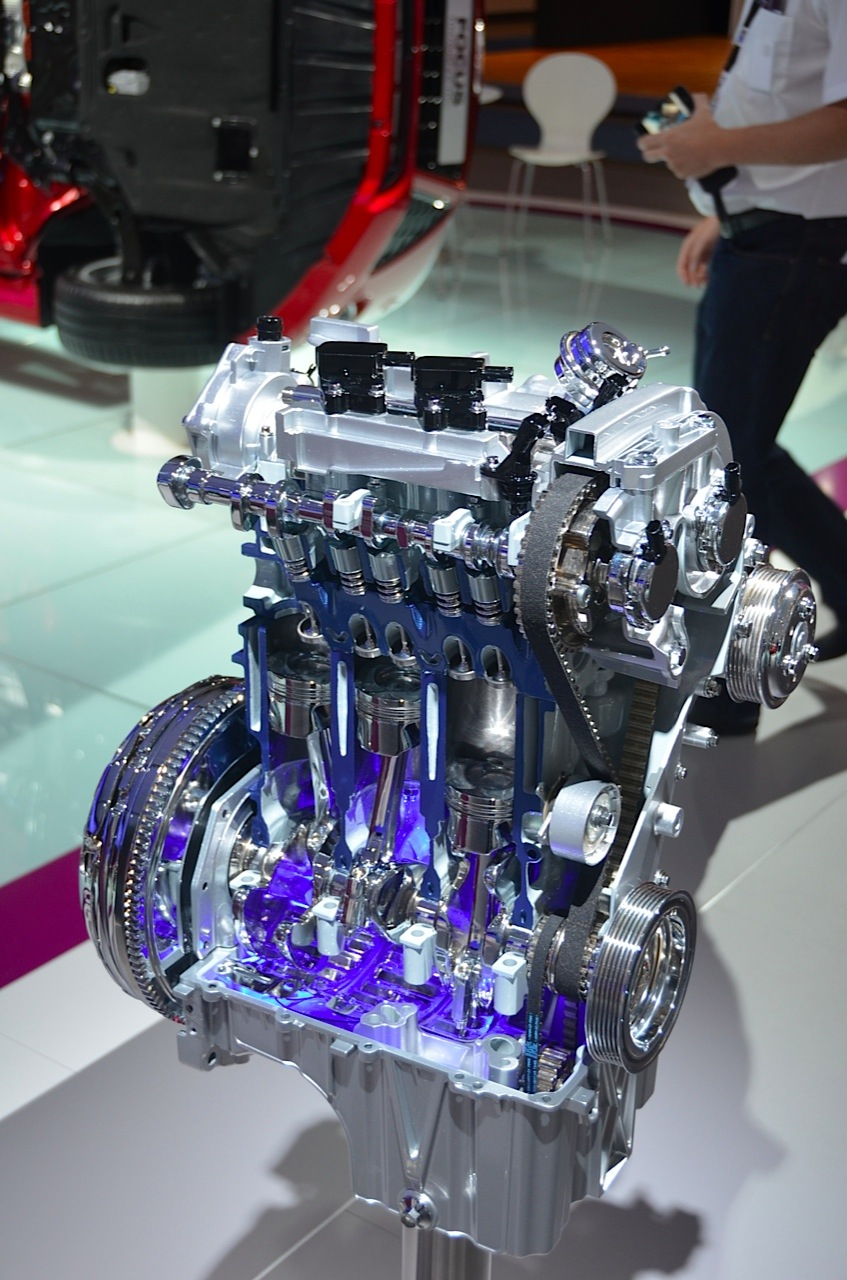 Arrêt de la Logan, Quid du F16? Ford-1-liter-ecoboost-1