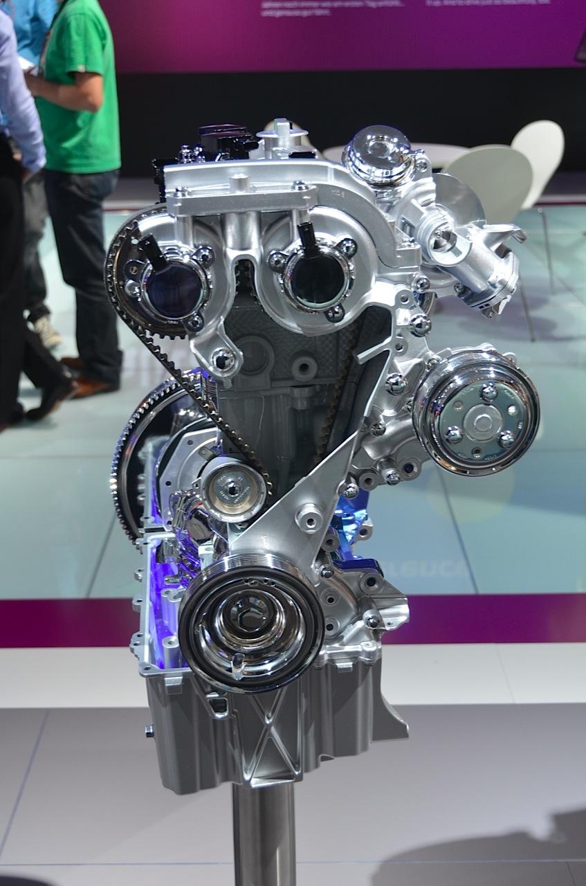 Frankfurt: Ford debuts the 1.0 litre 3-cylinder EcoBoost Image #69099