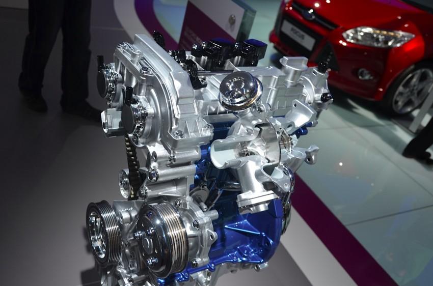 Frankfurt: Ford debuts the 1.0 litre 3-cylinder EcoBoost Image #69100