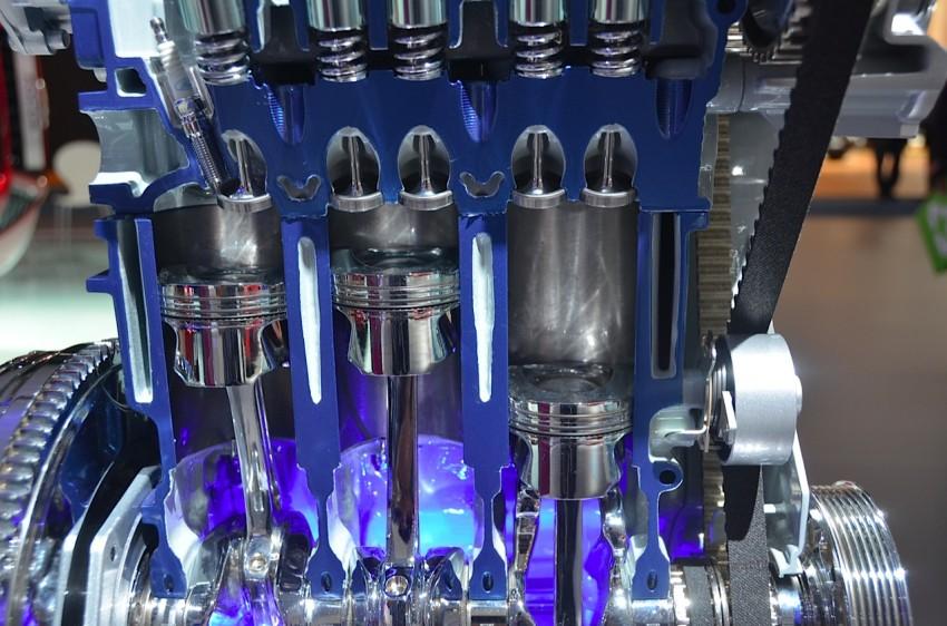 Frankfurt: Ford debuts the 1.0 litre 3-cylinder EcoBoost Image #69101