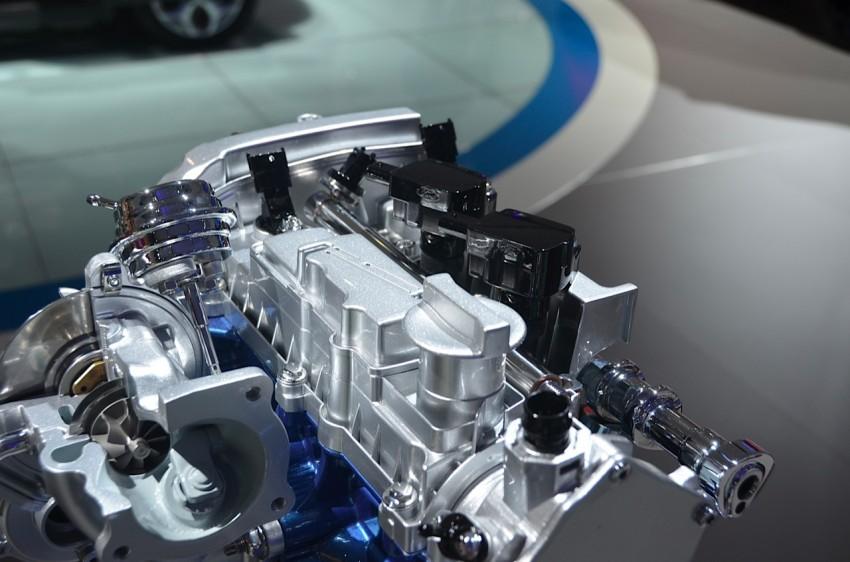 Frankfurt: Ford debuts the 1.0 litre 3-cylinder EcoBoost Image #69102
