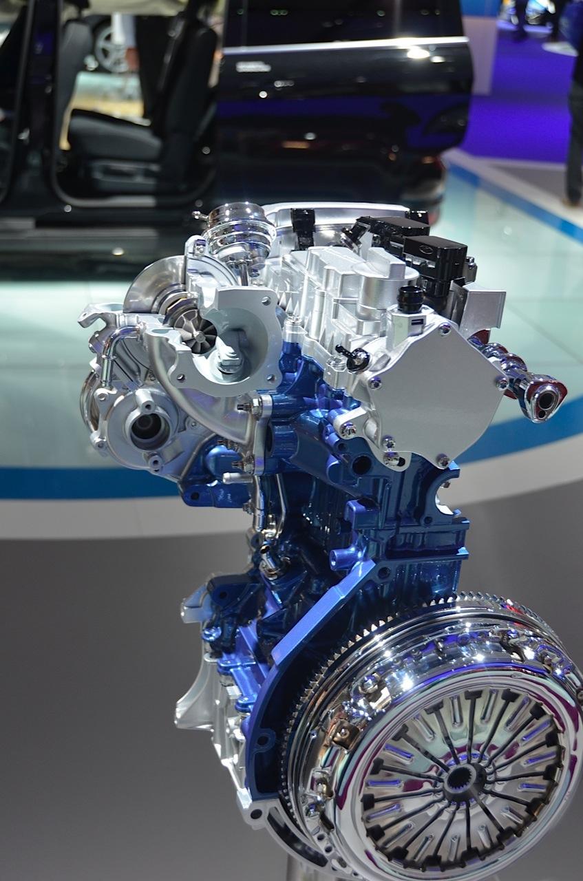 Frankfurt: Ford debuts the 1.0 litre 3-cylinder EcoBoost Image #69103