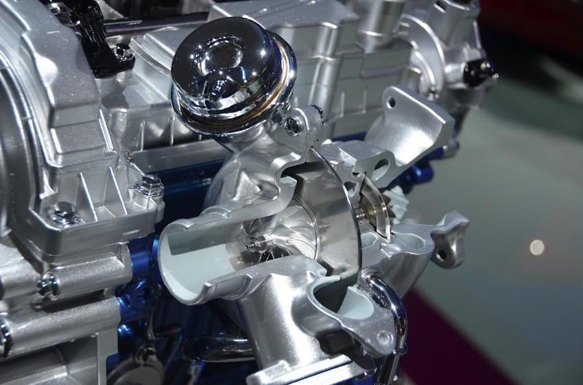 Frankfurt: Ford debuts the 1.0 litre 3-cylinder EcoBoost Image #69104