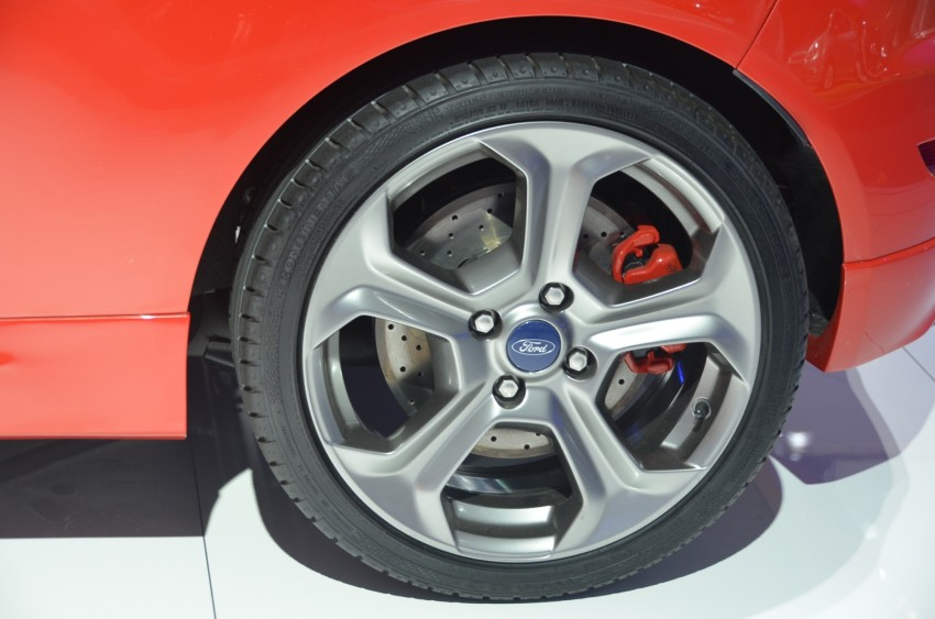 Frankfurt: Ford's Fiesta ST Concept takes centre stage Image #69308