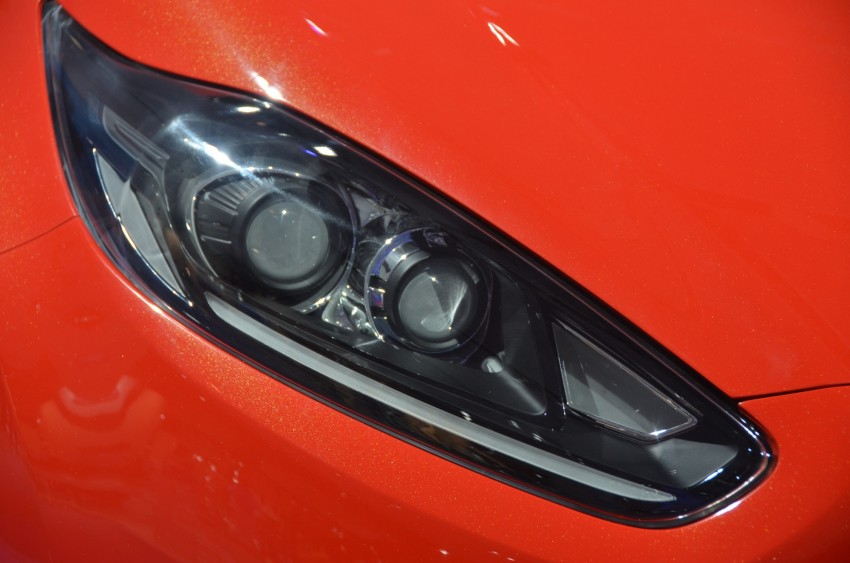 Frankfurt: Ford's Fiesta ST Concept takes centre stage Image #69309