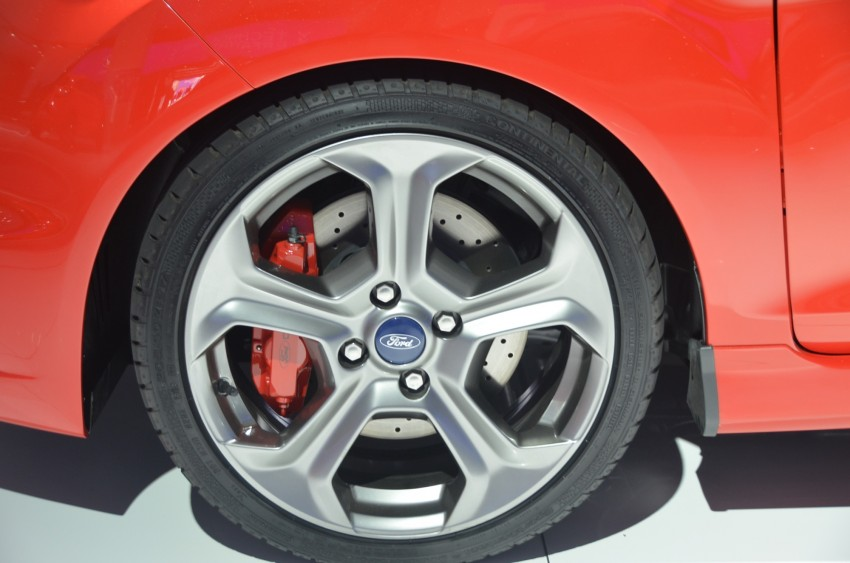 Frankfurt: Ford's Fiesta ST Concept takes centre stage Image #69313